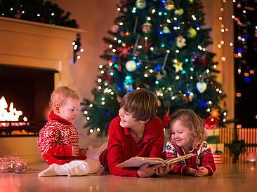 Lai gaiši un priecīgi svētki Jūsu ģimenei!