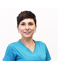 Medical Director Dr. Violeta Fodina